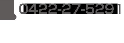 0422-27-5291