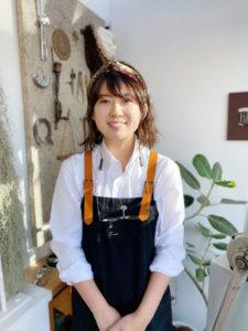 岡崎真梨子プロフィール写真