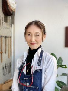 上野美子プロフィール写真